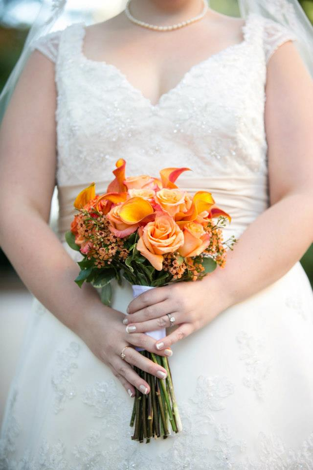 bridal_bouquet_orange
