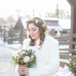 winter bouquet wedding flowers amaranth florist, PA